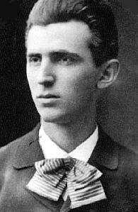 Фотография Никола Тесла (Photo of Nikola Tesla)